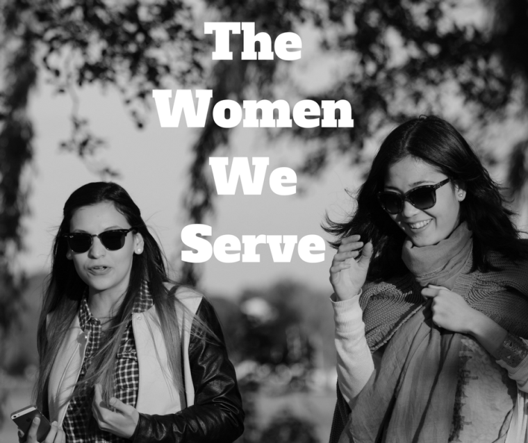 The WomenWeServe