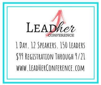 1 Day. 12 Speakers. 150 Leaders