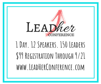 1 Day. 12 Speakers. 150 Leaders